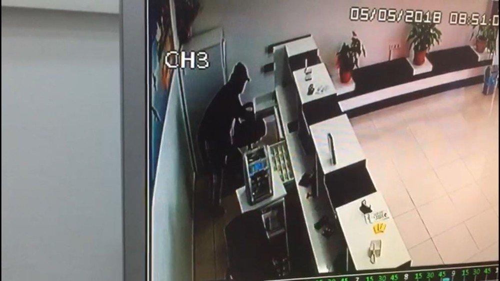 Kar maskeli döviz bürosu soyguncularını sevgili itirafı yaktı