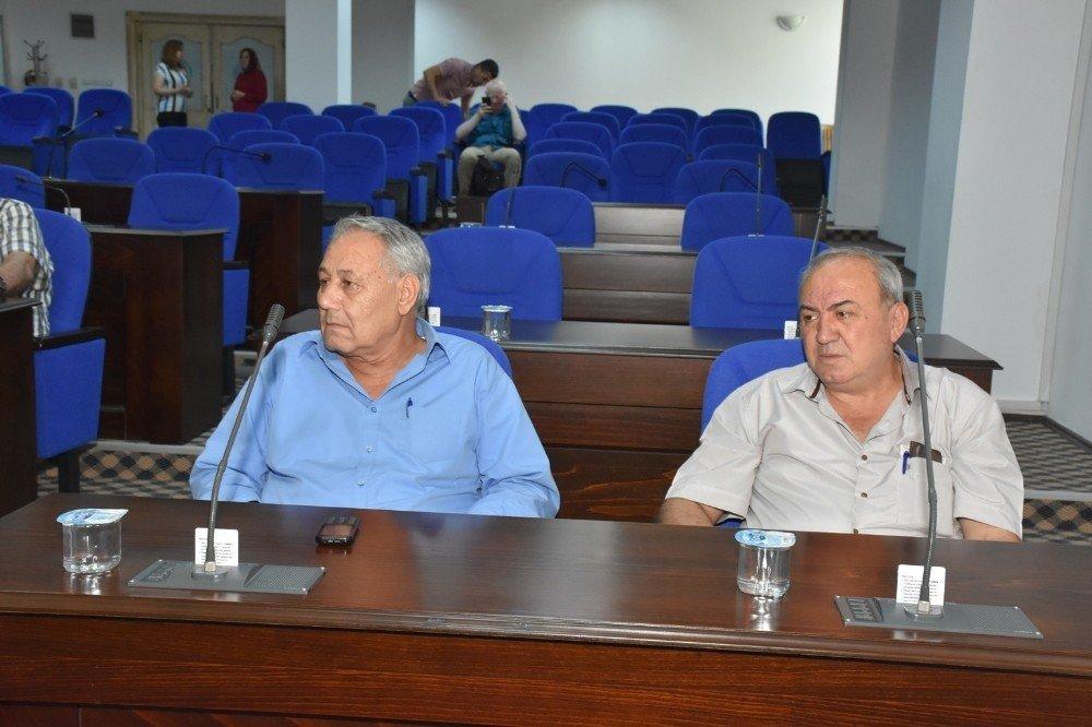 Başkan Kamil Saka, oda başkanları ile bir araya geldi