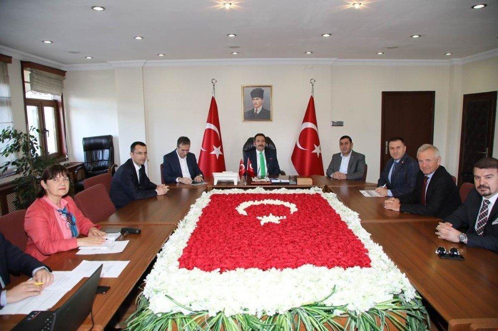 Bingöl'de İŞGEM'in iş planı güncellendi