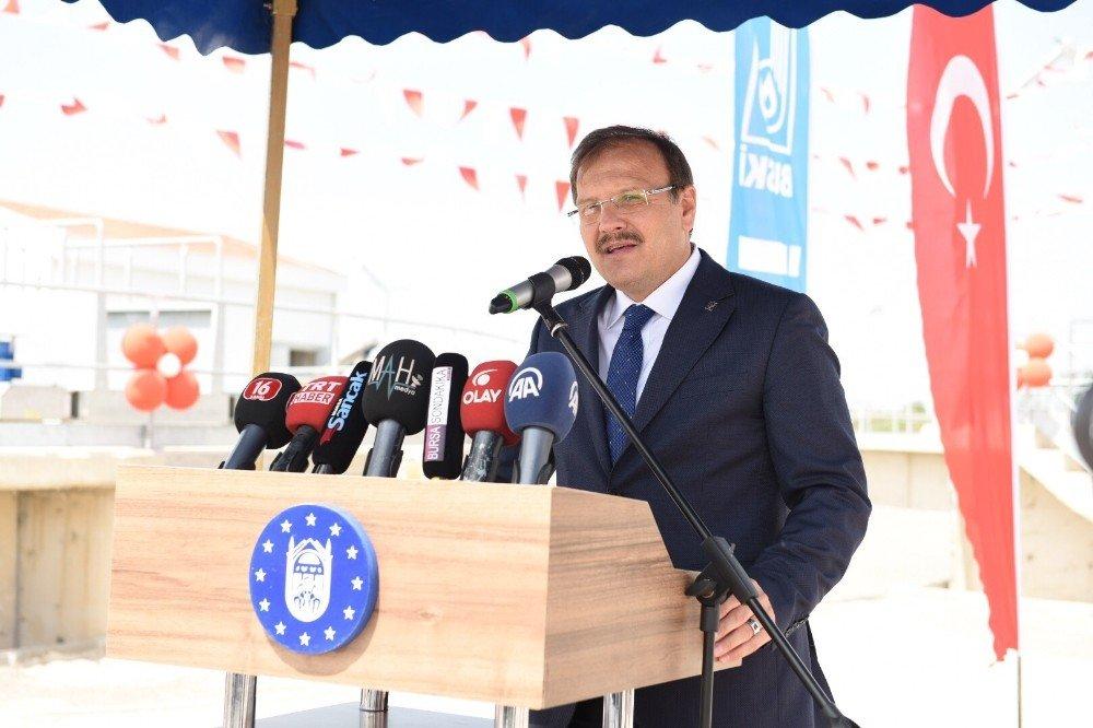 Mustafakemalpaşa'da tarihi gün