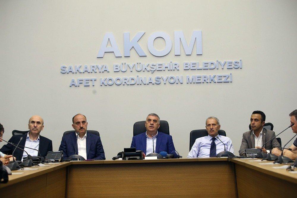 """Başkan Toçoğlu: """"Eski stadı Şehir parkı olarak değerlendirmeyi planlıyoruz"""""""
