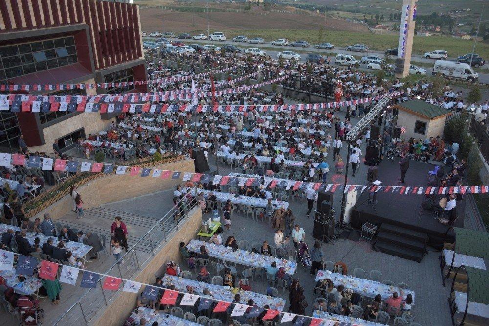 Darüşşifa'dan dev iftar