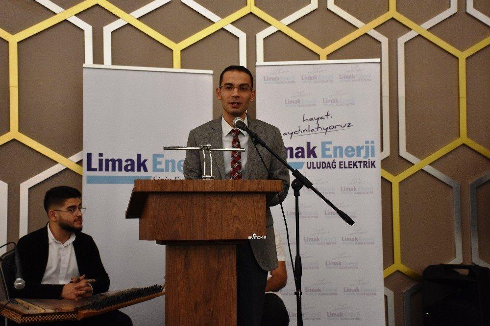 Limak Enerji ailesi oruçlarını Yalova'da birlikte açtı