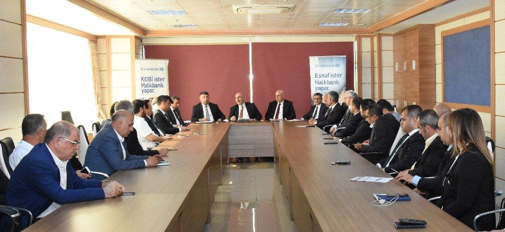 Halkbank Genel Müdürü Osman Arslan:
