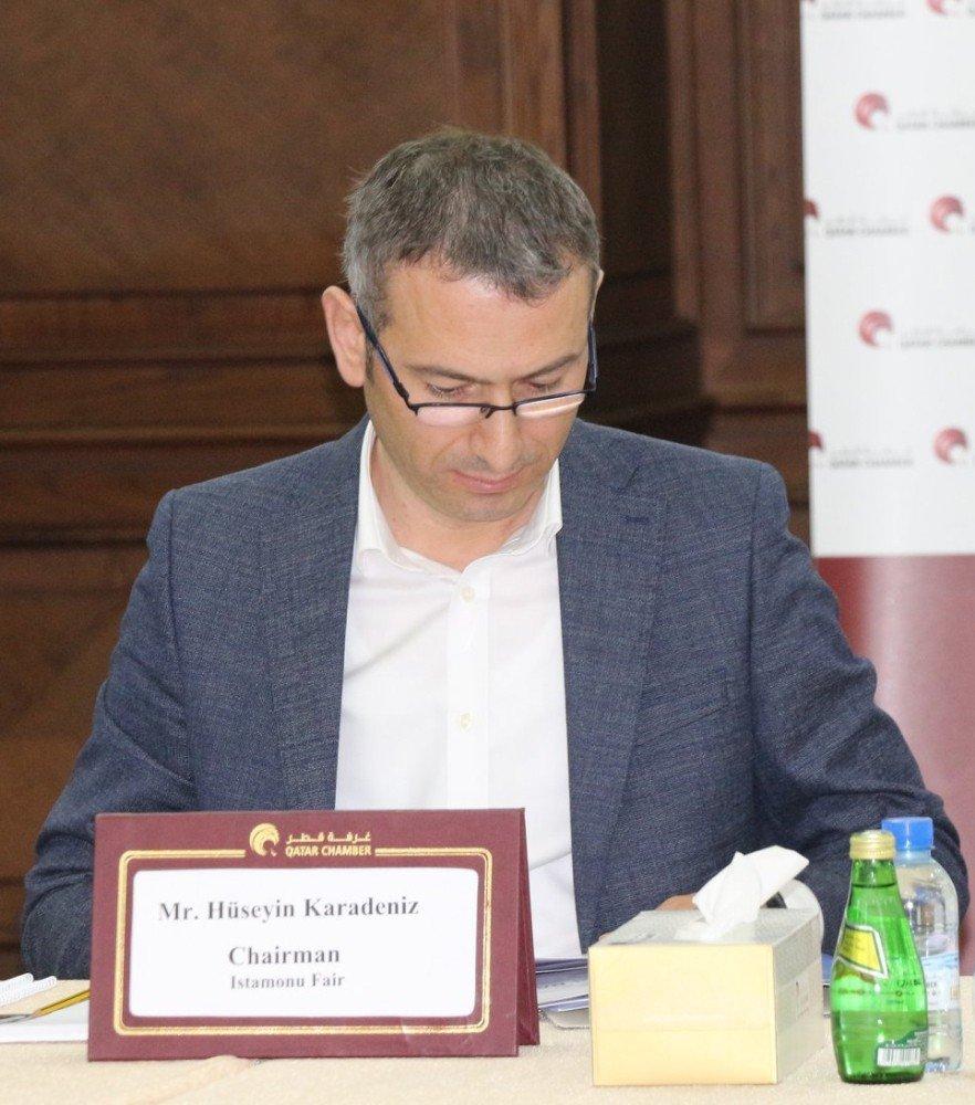 Katar Ticaret Odası İstanbul'a geliyor