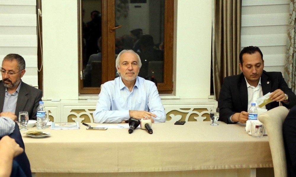 Başkan Kamil Saraçoğlu'ndan Kütahya'ya 'Millet bahçesi' müjdesi