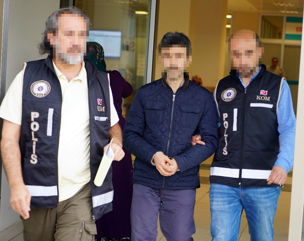 FETÖ'den iki yıldır aranın iki kişi, gaygubet evinde yakalandı