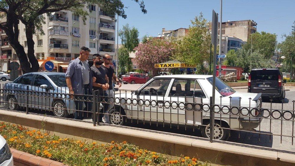 Cezaevi firarisi insan taciri Kuşadası'nda yakalandı