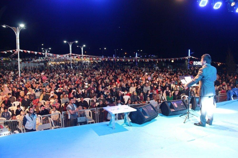 Sedat Uçan'dan muhteşem ramazan konseri
