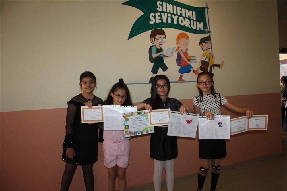 Nevşehir'de 56 bin 126 öğrenci tatile girdi