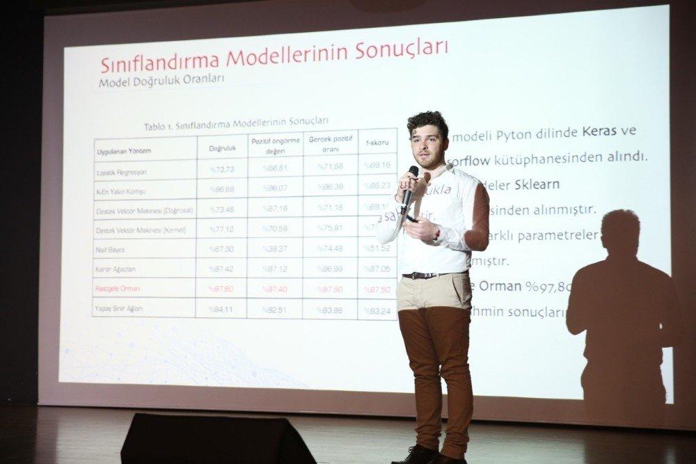 AGÜ Endüstri Mühendisliği Proje Yarışması sonuçlandı