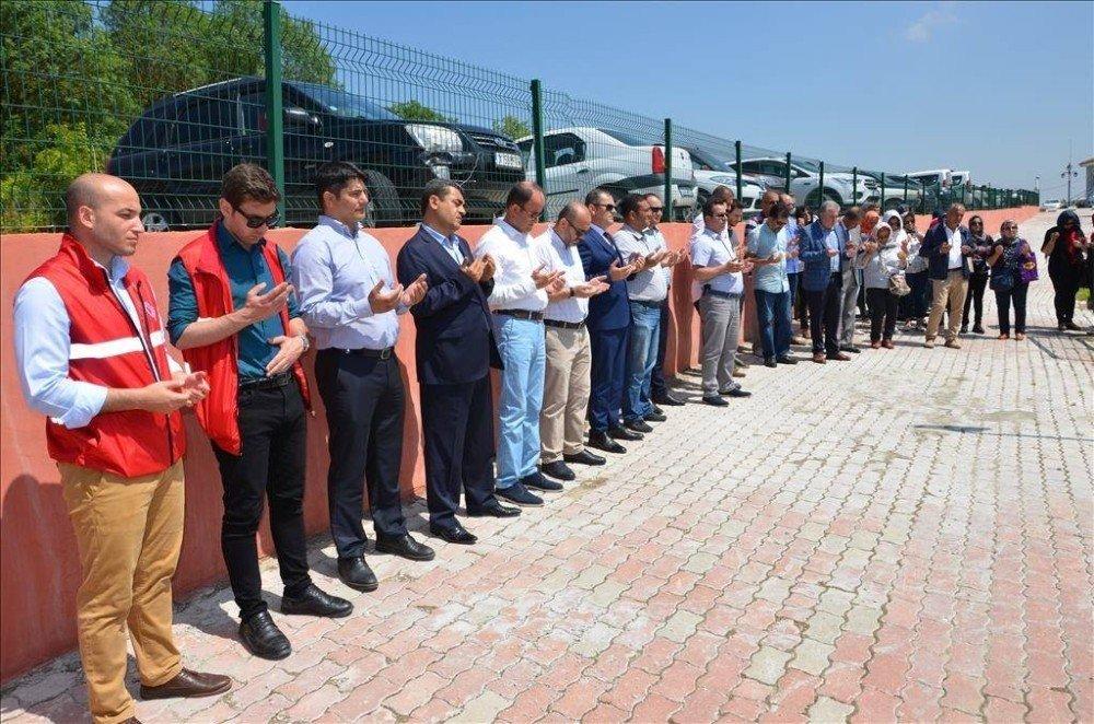 Şehit polis memuru Nefize Çetin Özsoy dualarla anıldı