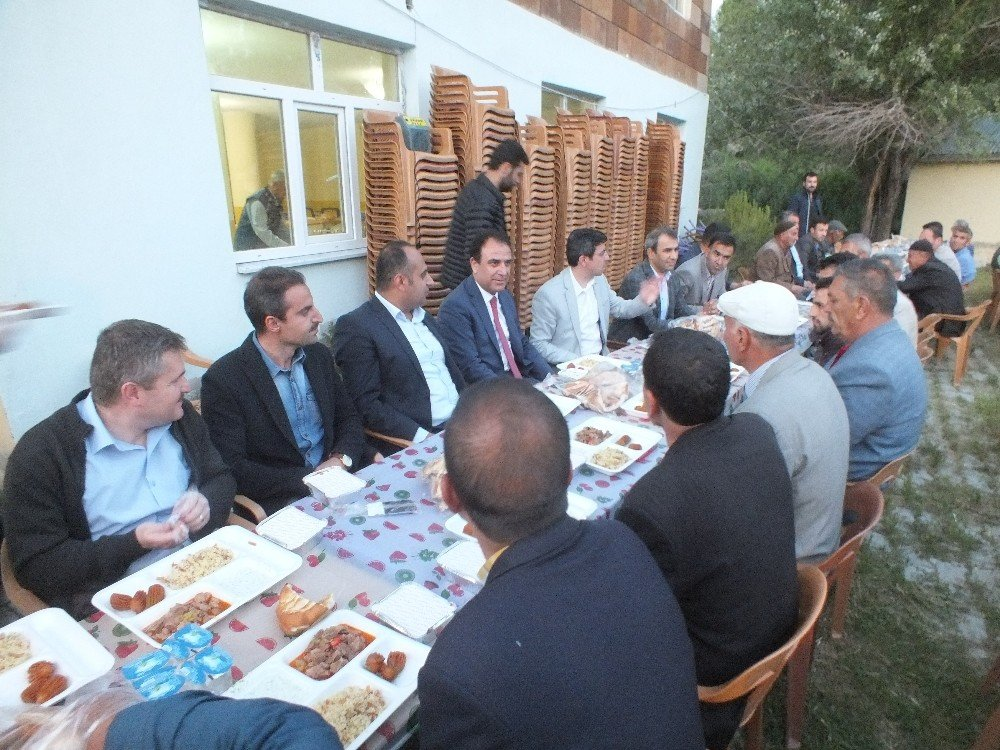 Başakşehir'den Malazgirt'e kardeşlik iftarı