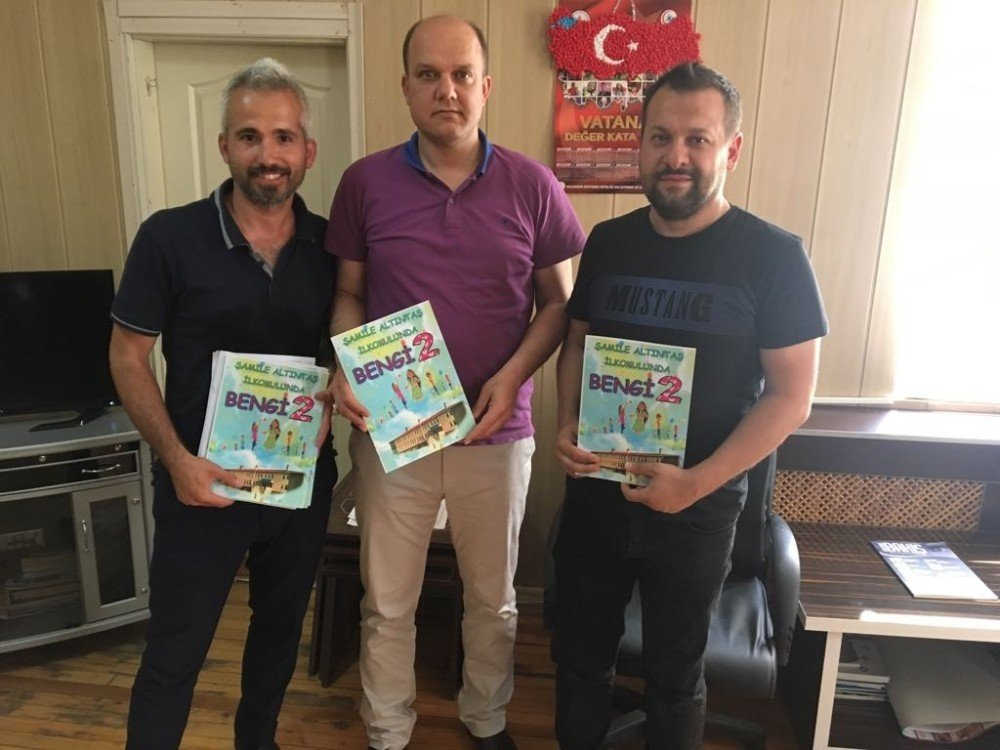 Balya'da BENGİ projeleri dergi oldu