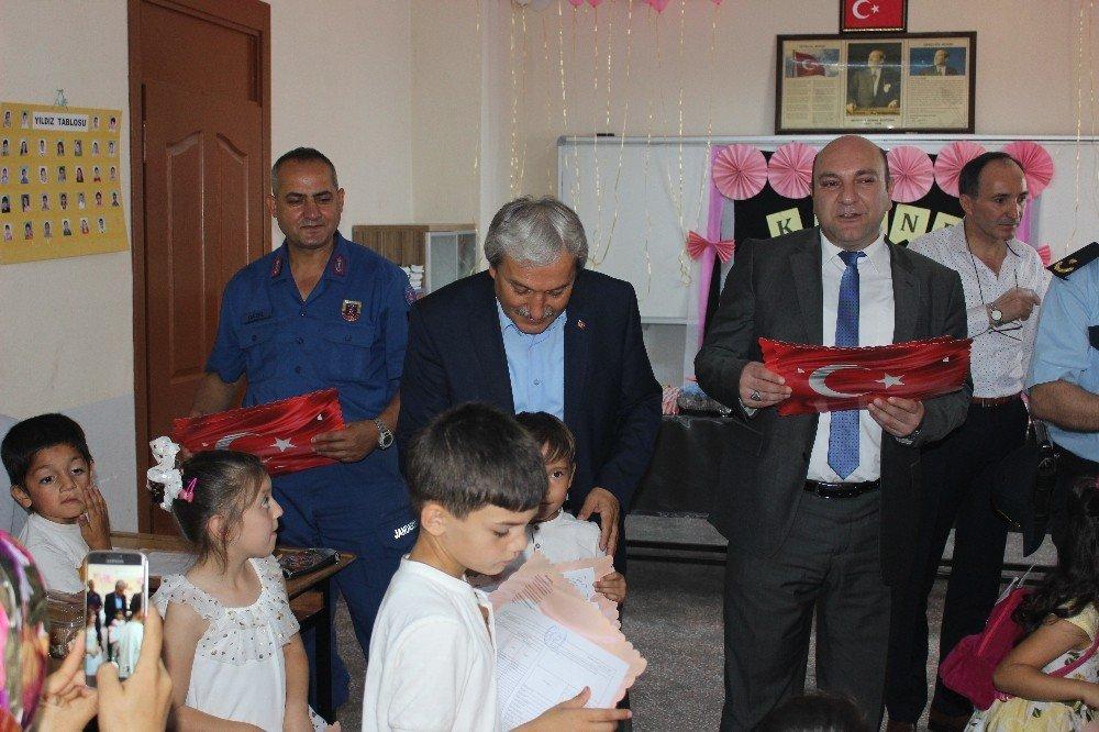 Osmaneli'de karne heyecanı