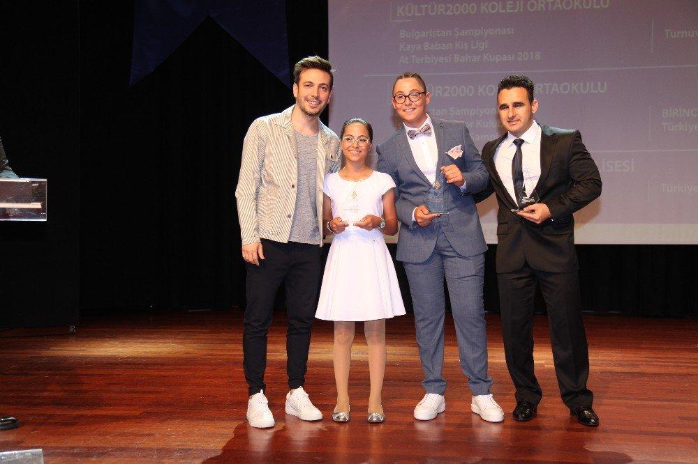 Best of Kültür 2018 Ödül Töreni ünlüleri ağırladı