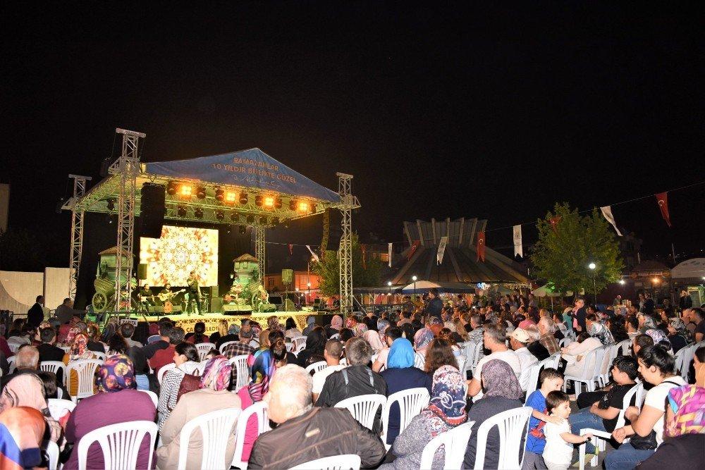 10. Ramazan Etkinliklerinde muhteşem stand up gösterisi