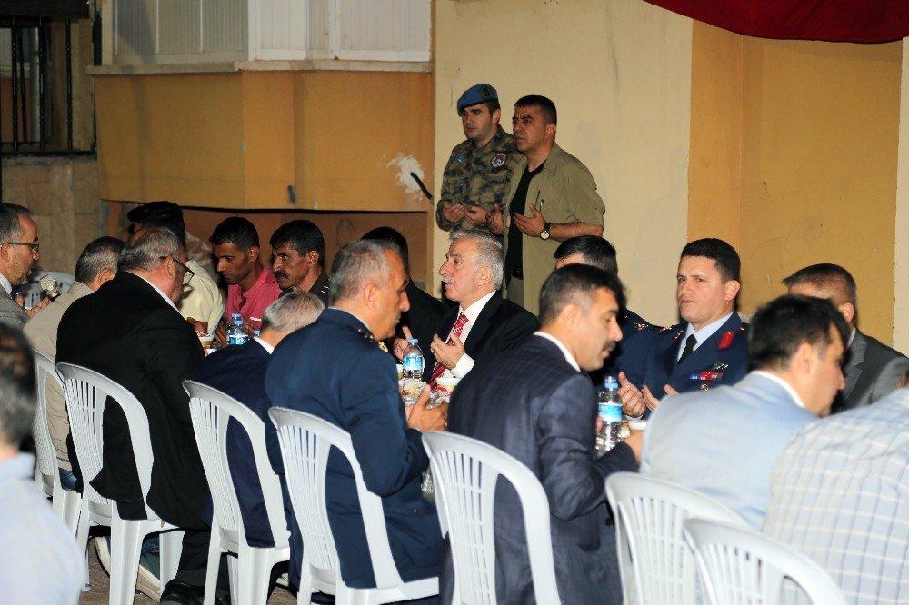 Şehit Orhan Özkan için mevlit okundu