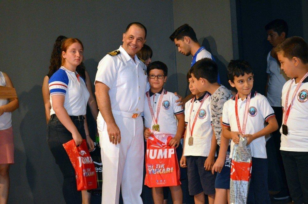 Didim'de başarılı öğrenciler ödüllendirildi