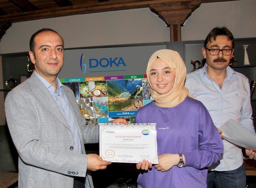 DOKA Turizmi ve girişimcileri desteklemeye devam ediyor