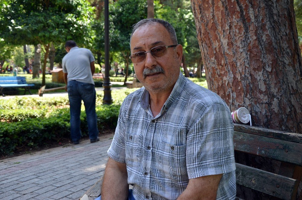 Adana'da termometreler 45 dereceyi gösterdi