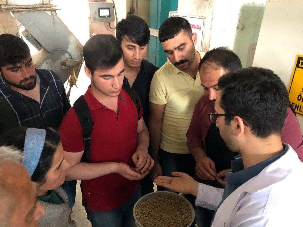 GAÜN Teknik Bilimler Meslek Yüksekokulu öğrencileri teknik geziye katıldı