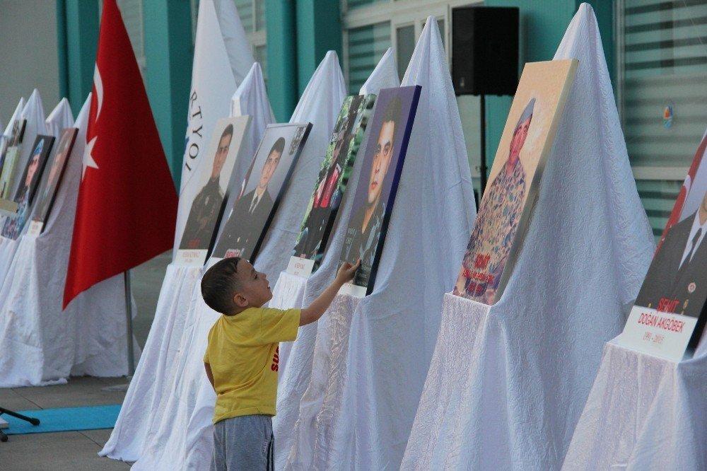 Dörtyol'da şehit aileleri ve gaziler onuruna iftar verildi