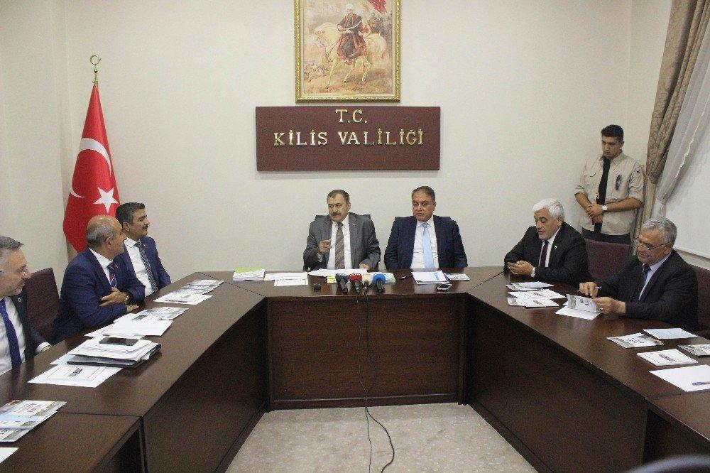 """Bakan Eroğlu: """"AK Parti hükümetleri döneminde 4 milyar liralık yatırım yaptık"""""""