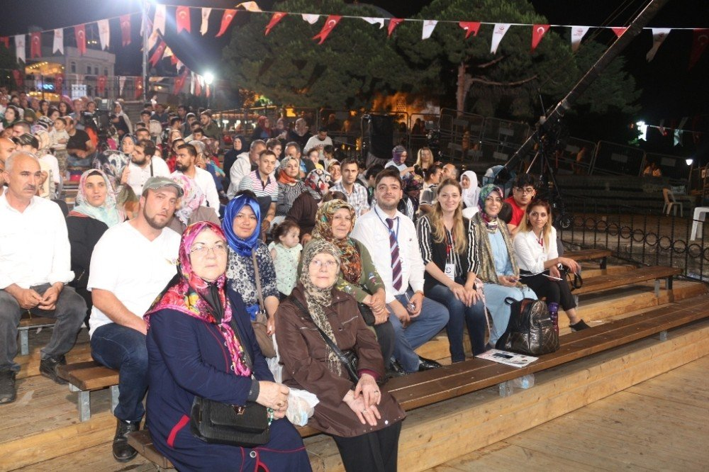 İnönü Belediyesi'nden Ramazana özel İstanbul turu