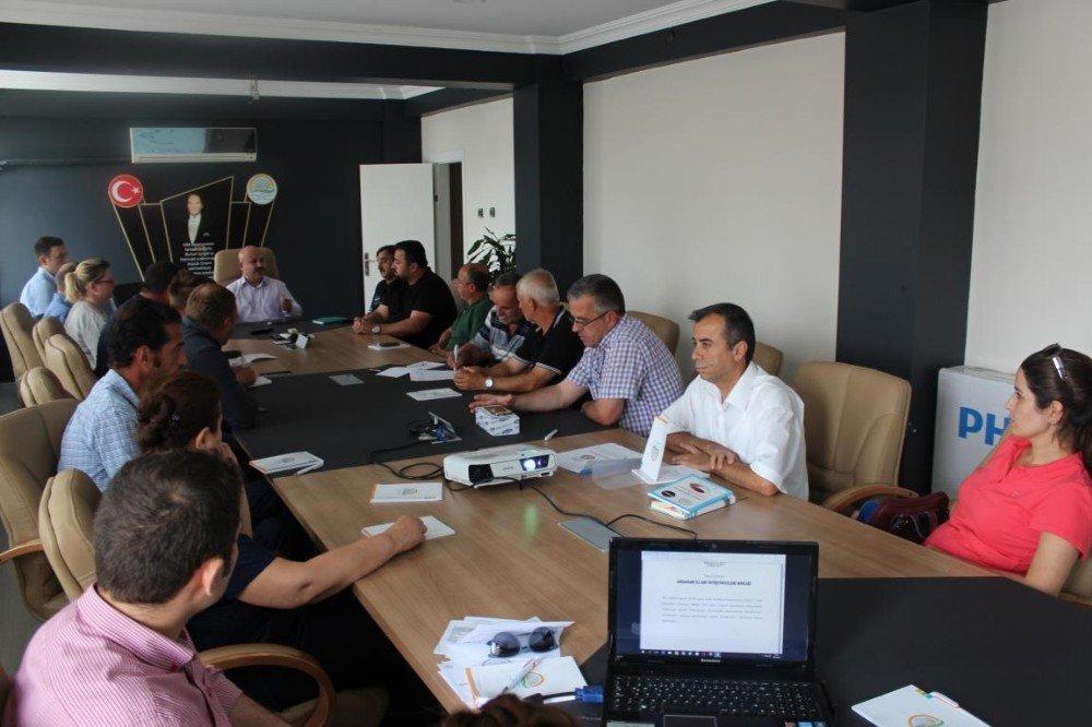 Kırklareli'nde 'Arıcılık ve Meşe Balı' toplantısı yapıldı