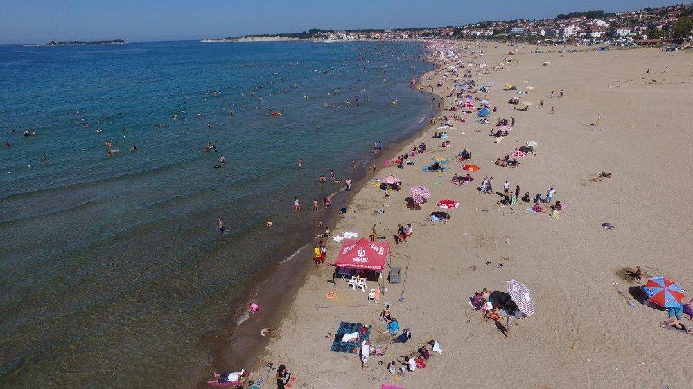 Bu yaz da plajlarda canlar KOSKEM'e emanet