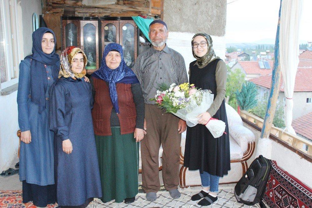 Gençlik Meclisinden aile ziyareti