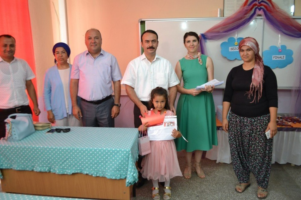 Bozyazı'da 5 bin 780 öğrenci karne aldı