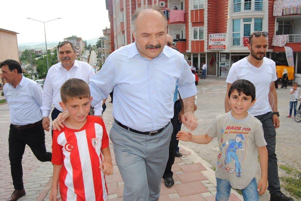 """Usta: """"MHP, ülkenin menfaatini düşünen bir siyasi partidir"""""""