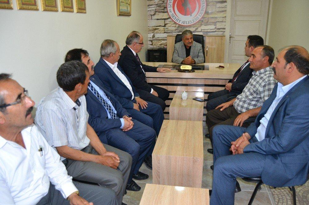 MHP Genel Başkan Yardımcısı Kalaycı, Kulu'da ziyaretlerde bulundu