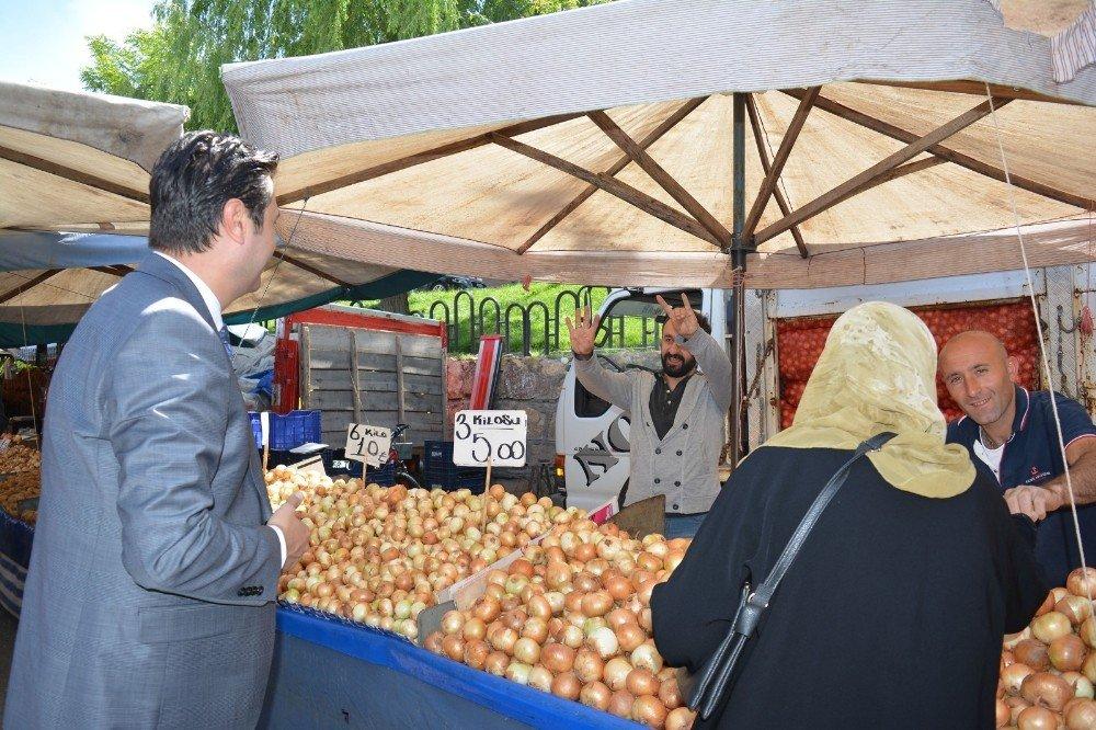 """MHP Sivas Milletvekili adayı Uygunuçarlar: """"Sivas'ı üreten bir şehir haline getirmek istiyoruz"""""""