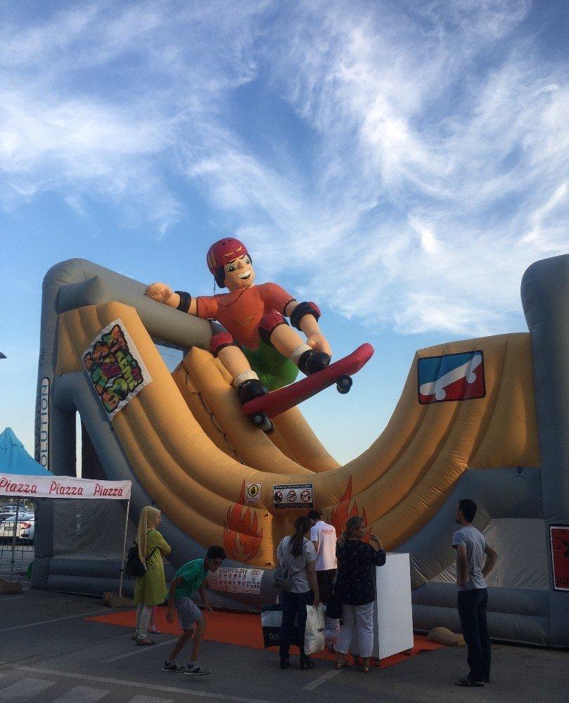 Piazza AVM'nin Çocuk Festivali başladı