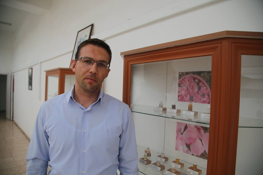 SDÜ'den kozmetik sektörüne ilaç gibi gelecek dev proje