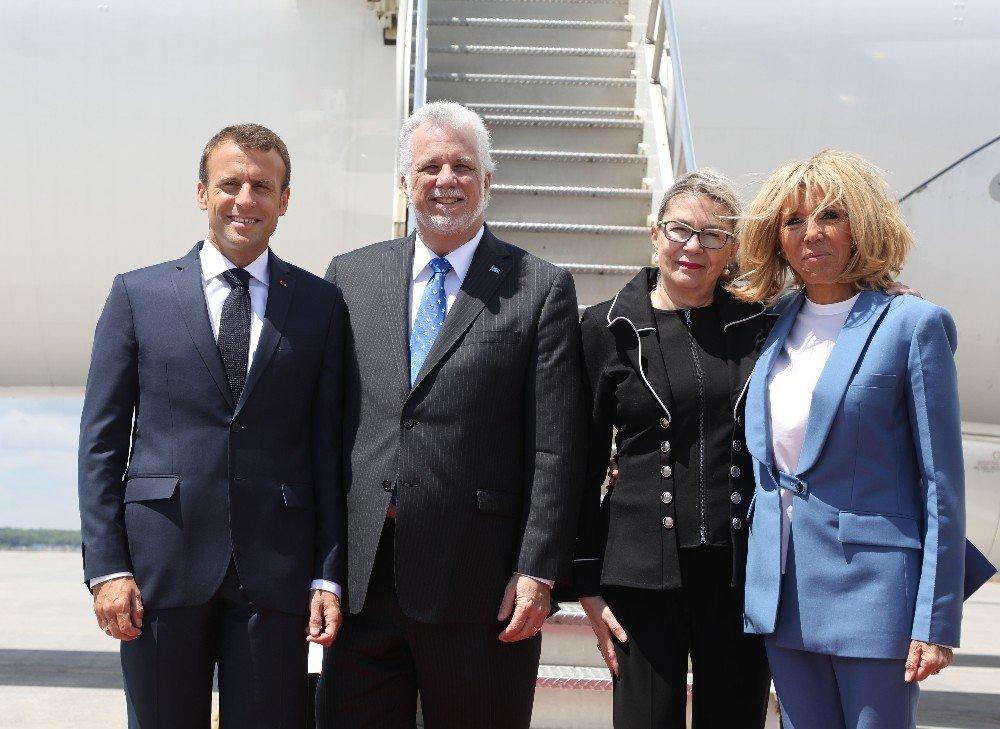 Kanada G7'ye ev sahipliği yapıyor