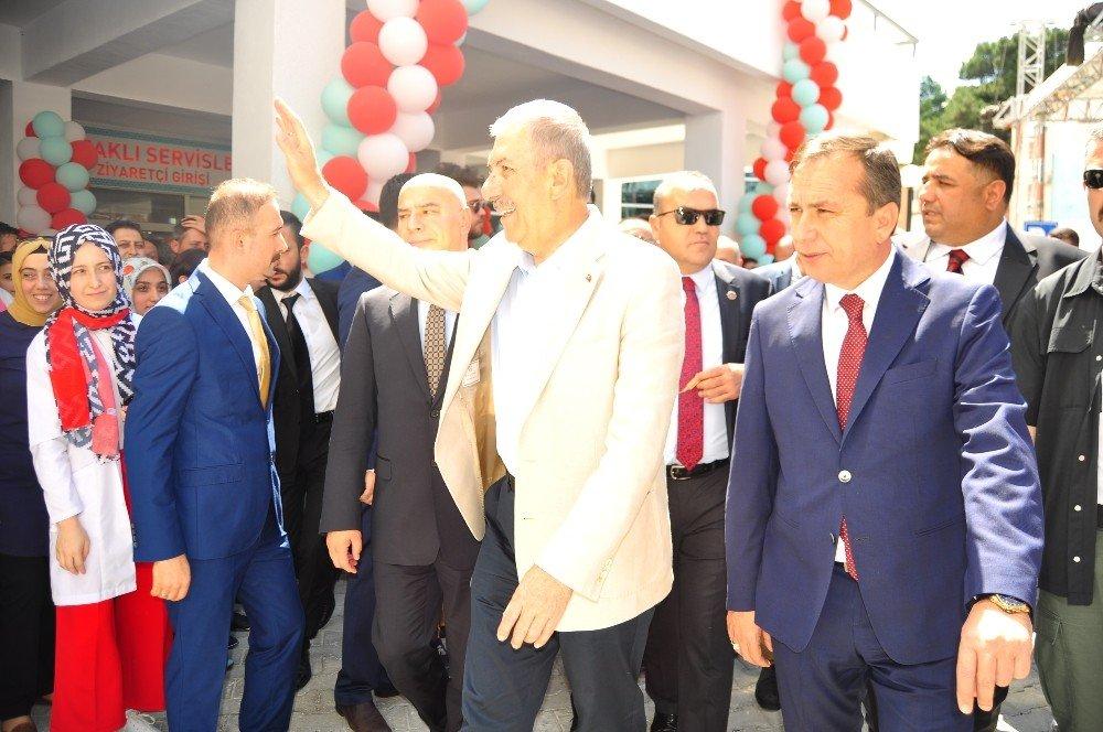 """Bakan Demircan: """"2023 yılına kadar Türkiye'de pratisyen hekim açığı kalmayacak"""""""