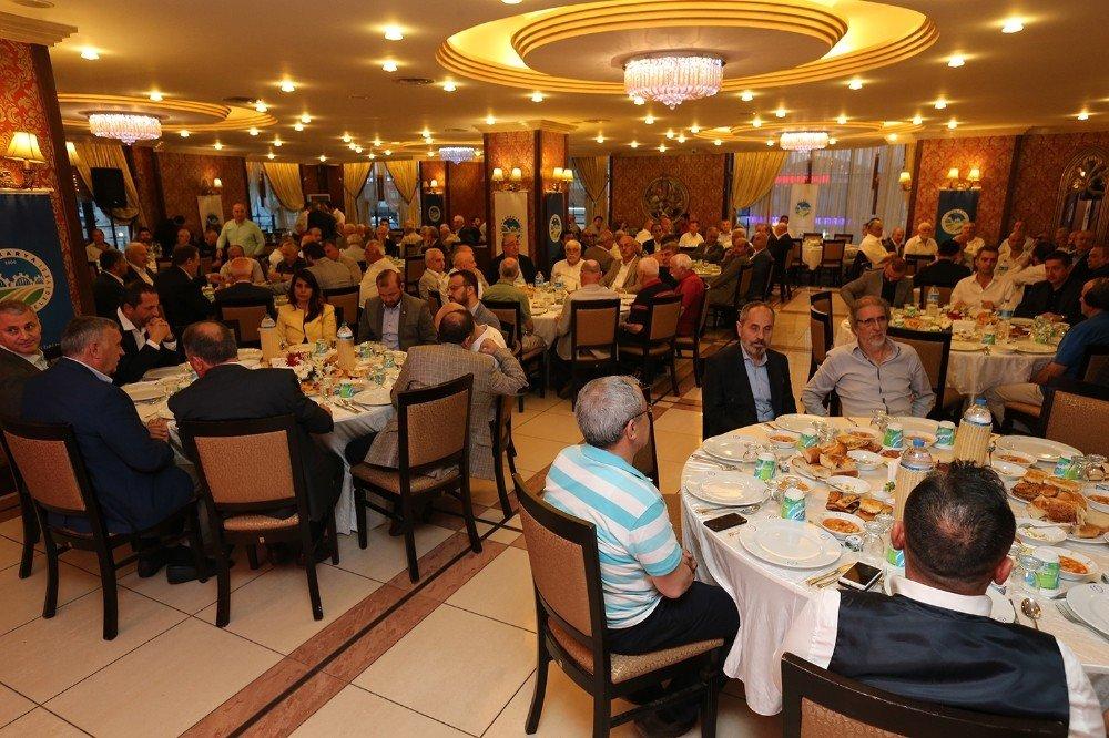 """Başkan Toçoğlu: """"Şehre hizmetleriniz için sizlere minnettarız"""""""