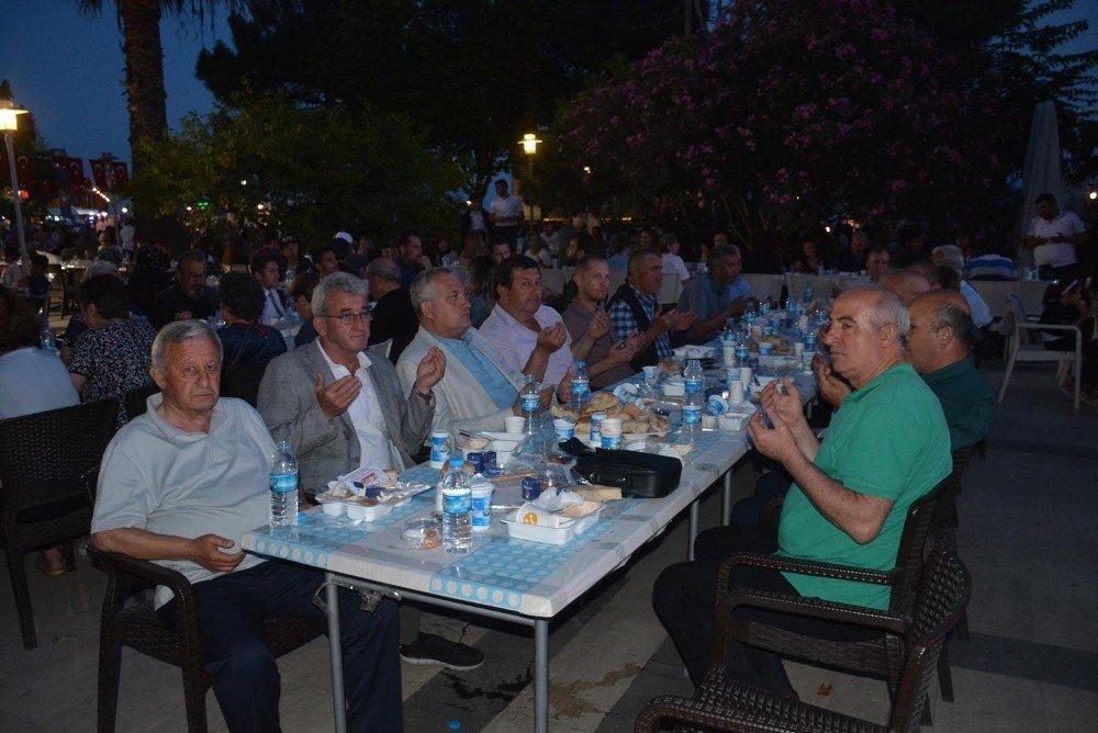 Sinop Belediyesinden vatandaşa iftar