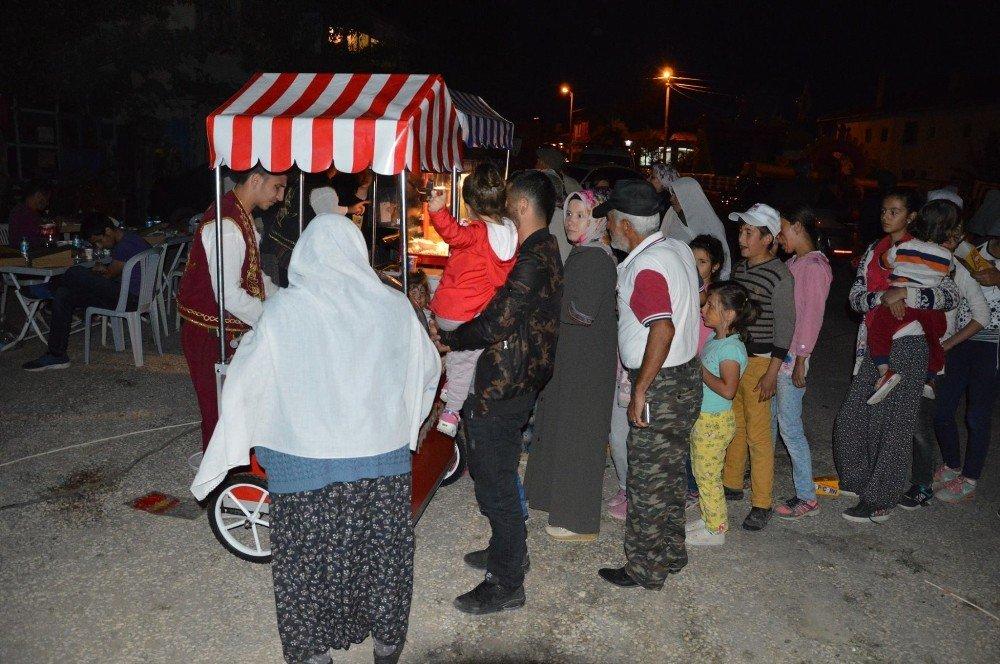 Sivrihisar'da geleneksel iftar yemeği