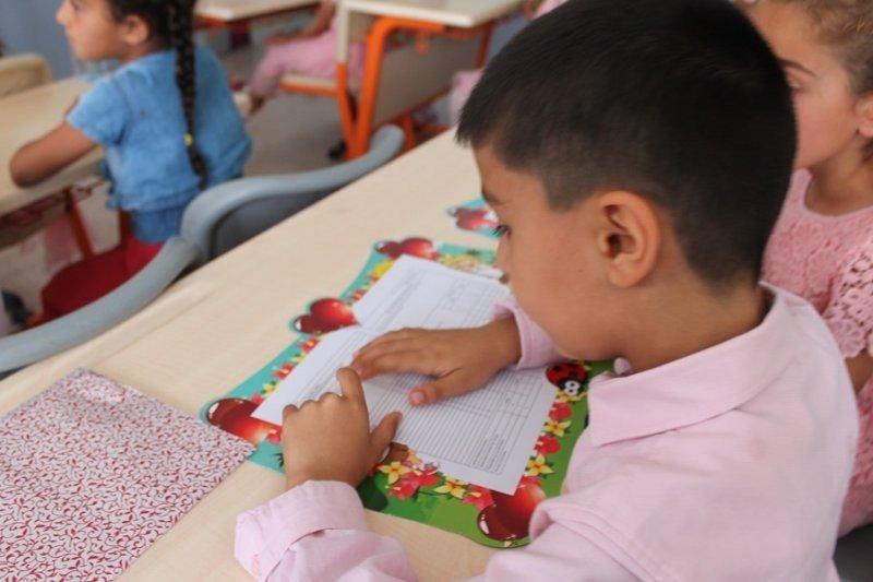 Sungurlu'da 8 Bin 655 öğrenci karne aldı