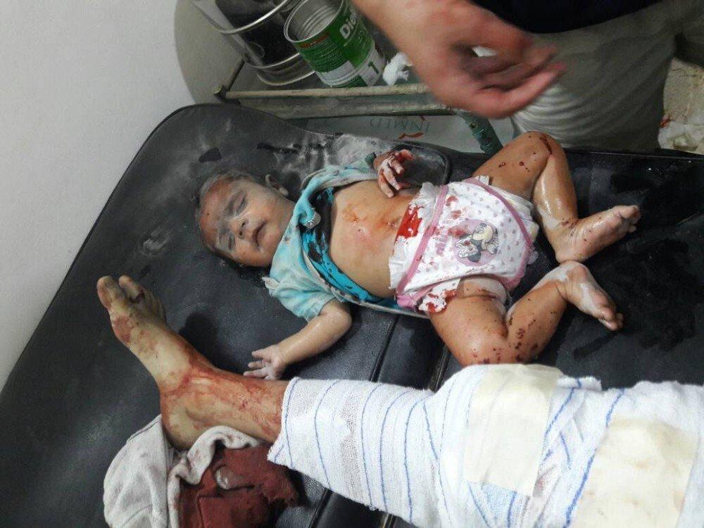 İdlib'e hava saldırısı: En az 20 sivil öldü, 80 sivil yaralandı