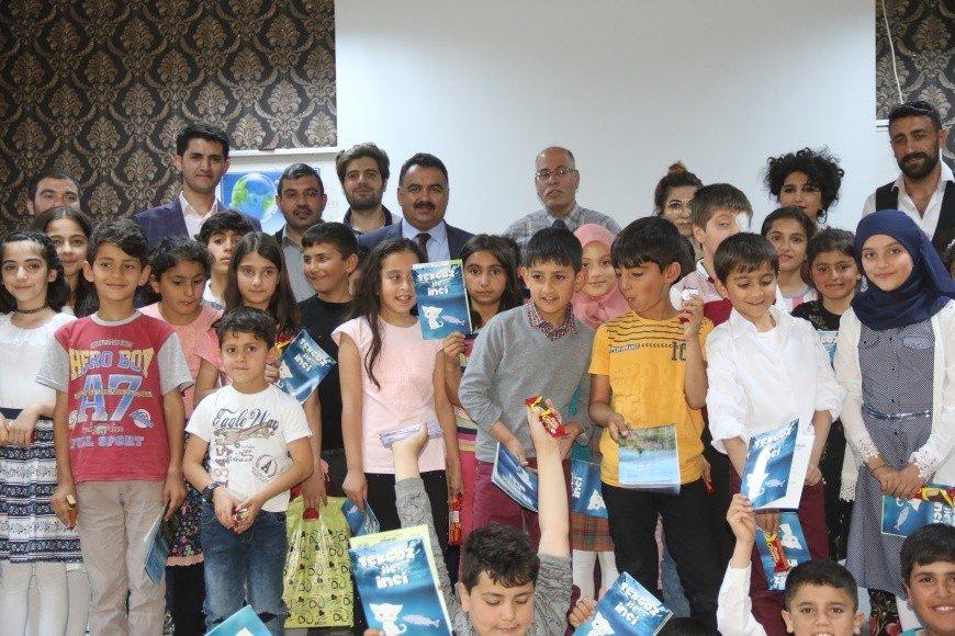 """Vaski Genel Müdürü Ali Tekataş: """"Eğitimde ki başarı ülkemizin geleceğini şekillendirir"""""""