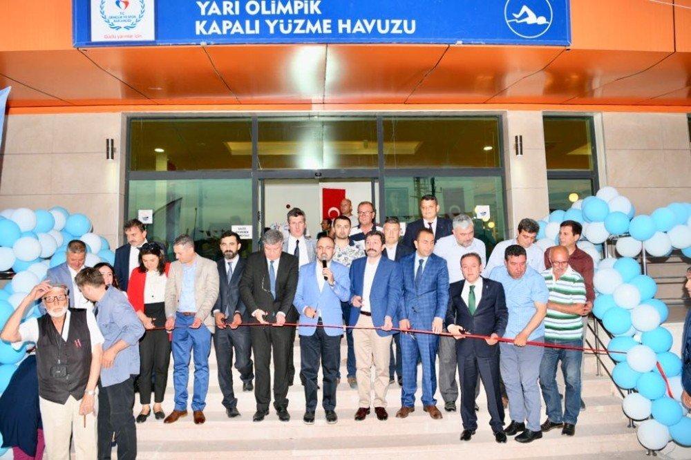 AK Partili Turan Ayvacık'ta