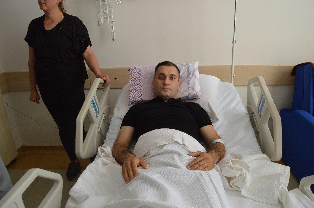Tunceli Gazisi Mustafa Deniz, memleketi Besni'ye getirildi