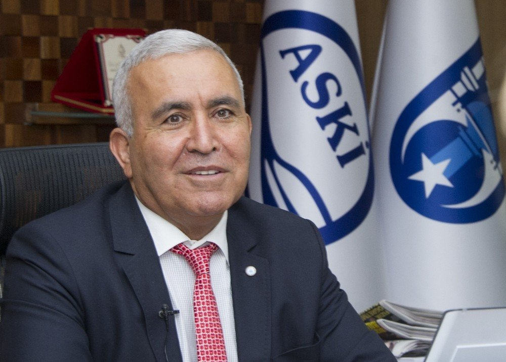 Ankara'daki su boruları değiştiriliyor