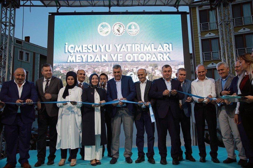 """Başkan Toçoğlu: """"Kaynarca'nın yeni yatırımları hayırlı olsun"""""""